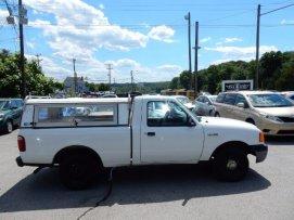 Used Ford Ranger For Sale in Fredericksburg VA